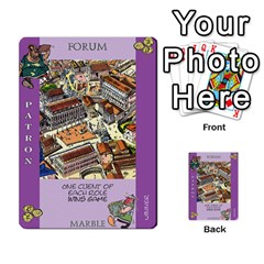 These Romans Are Crazy D2 By Ben   Multi Purpose Cards (rectangle)   D73igysur5ad   Www Artscow Com Front 8