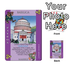 These Romans Are Crazy D2 By Ben   Multi Purpose Cards (rectangle)   D73igysur5ad   Www Artscow Com Front 11