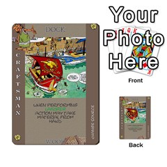 These Romans Are Crazy D2 By Ben   Multi Purpose Cards (rectangle)   D73igysur5ad   Www Artscow Com Front 14