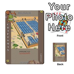 These Romans Are Crazy D2 By Ben   Multi Purpose Cards (rectangle)   D73igysur5ad   Www Artscow Com Front 23