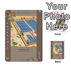 These Romans Are Crazy D2 By Ben   Multi Purpose Cards (rectangle)   D73igysur5ad   Www Artscow Com Front 24
