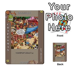 These Romans Are Crazy D2 By Ben   Multi Purpose Cards (rectangle)   D73igysur5ad   Www Artscow Com Front 32