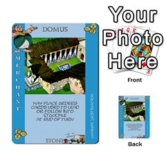These Romans Are Crazy D3 By Ben   Multi Purpose Cards (rectangle)   9xlah42trh7v   Www Artscow Com Front 31