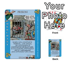 These Romans Are Crazy D3 By Ben   Multi Purpose Cards (rectangle)   9xlah42trh7v   Www Artscow Com Front 32
