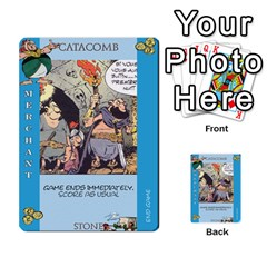 These Romans Are Crazy D3 By Ben   Multi Purpose Cards (rectangle)   9xlah42trh7v   Www Artscow Com Front 40