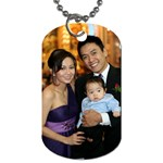 dog tag from Artscow - Dog Tag (One Side)