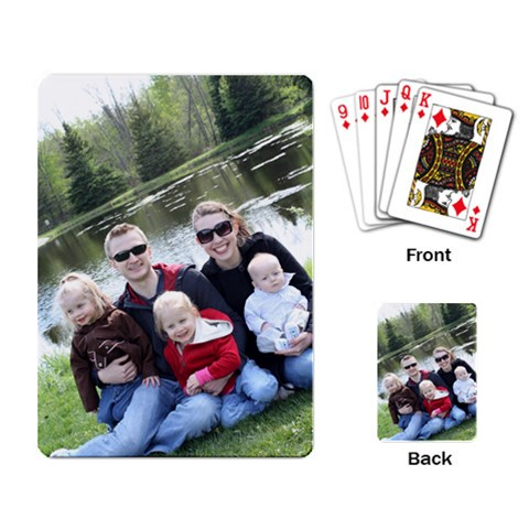 By Katie   Playing Cards Single Design   83bcvlnkvsk0   Www Artscow Com Back