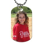 CER Tag - Dog Tag (Two Sides)