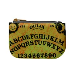 Ouija Coin Purse By Jessica   Mini Coin Purse   Kp6fq3x1su1b   Www Artscow Com Front