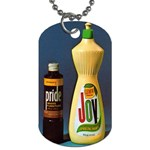 Louie and Pride and Joy Dog Tag - Dog Tag (Two Sides)
