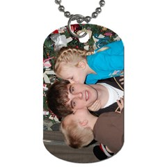 Matthew & Kids By Faith Hale   Dog Tag (two Sides)   280p6orx26ip   Www Artscow Com Front