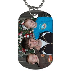 Matthew & Kids By Faith Hale   Dog Tag (two Sides)   280p6orx26ip   Www Artscow Com Back