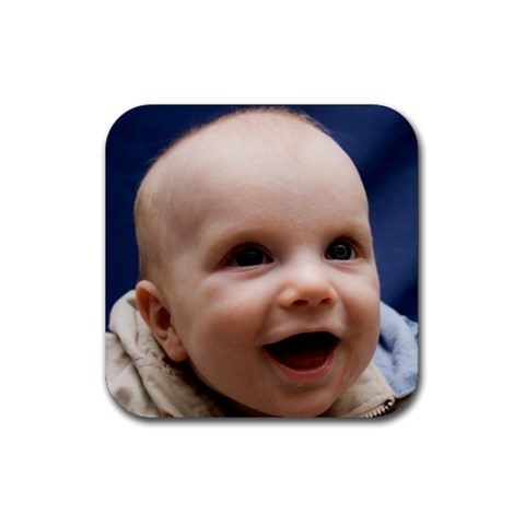 Noah Coaster By Amanda Anastasoff   Rubber Coaster (square)   Sqnrd3bwuaaq   Www Artscow Com Front