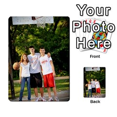 Senior Graduation Wallet Photos By Mary Landwehr   Multi Purpose Cards (rectangle)   Iy3lm9ckklwt   Www Artscow Com Front 52