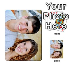 Senior Graduation Wallet Photos By Mary Landwehr   Multi Purpose Cards (rectangle)   Iy3lm9ckklwt   Www Artscow Com Back 8