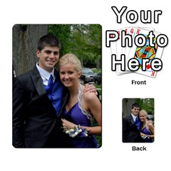 Senior Graduation Wallet Photos By Mary Landwehr   Multi Purpose Cards (rectangle)   Iy3lm9ckklwt   Www Artscow Com Back 13