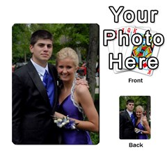 Senior Graduation Wallet Photos By Mary Landwehr   Multi Purpose Cards (rectangle)   Iy3lm9ckklwt   Www Artscow Com Front 15