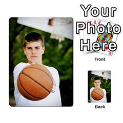 Senior Graduation Wallet Photos By Mary Landwehr   Multi Purpose Cards (rectangle)   Iy3lm9ckklwt   Www Artscow Com Back 15