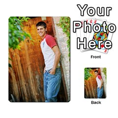 Senior Graduation Wallet Photos By Mary Landwehr   Multi Purpose Cards (rectangle)   Iy3lm9ckklwt   Www Artscow Com Back 2