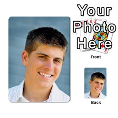 Senior Graduation Wallet Photos By Mary Landwehr   Multi Purpose Cards (rectangle)   Iy3lm9ckklwt   Www Artscow Com Front 20