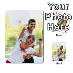 Senior Graduation Wallet Photos By Mary Landwehr   Multi Purpose Cards (rectangle)   Iy3lm9ckklwt   Www Artscow Com Front 3