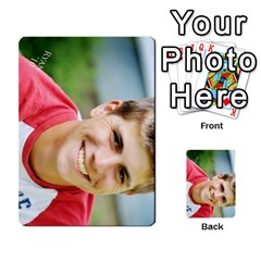 Senior Graduation Wallet Photos By Mary Landwehr   Multi Purpose Cards (rectangle)   Iy3lm9ckklwt   Www Artscow Com Back 22