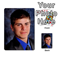 Senior Graduation Wallet Photos By Mary Landwehr   Multi Purpose Cards (rectangle)   Iy3lm9ckklwt   Www Artscow Com Front 26