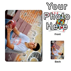 Senior Graduation Wallet Photos By Mary Landwehr   Multi Purpose Cards (rectangle)   Iy3lm9ckklwt   Www Artscow Com Back 28