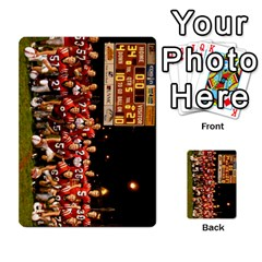 Senior Graduation Wallet Photos By Mary Landwehr   Multi Purpose Cards (rectangle)   Iy3lm9ckklwt   Www Artscow Com Front 29