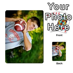 Senior Graduation Wallet Photos By Mary Landwehr   Multi Purpose Cards (rectangle)   Iy3lm9ckklwt   Www Artscow Com Front 31
