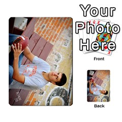 Senior Graduation Wallet Photos By Mary Landwehr   Multi Purpose Cards (rectangle)   Iy3lm9ckklwt   Www Artscow Com Back 32