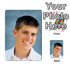 Senior Graduation Wallet Photos By Mary Landwehr   Multi Purpose Cards (rectangle)   Iy3lm9ckklwt   Www Artscow Com Front 34