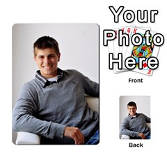 Senior Graduation Wallet Photos By Mary Landwehr   Multi Purpose Cards (rectangle)   Iy3lm9ckklwt   Www Artscow Com Front 36