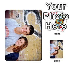 Senior Graduation Wallet Photos By Mary Landwehr   Multi Purpose Cards (rectangle)   Iy3lm9ckklwt   Www Artscow Com Back 36