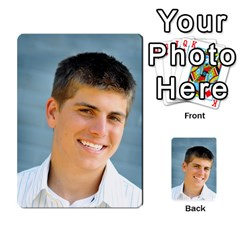 Senior Graduation Wallet Photos By Mary Landwehr   Multi Purpose Cards (rectangle)   Iy3lm9ckklwt   Www Artscow Com Front 37