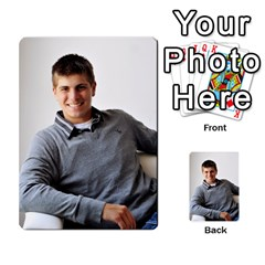 Senior Graduation Wallet Photos By Mary Landwehr   Multi Purpose Cards (rectangle)   Iy3lm9ckklwt   Www Artscow Com Back 39