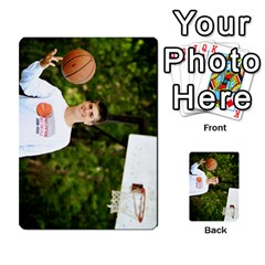 Senior Graduation Wallet Photos By Mary Landwehr   Multi Purpose Cards (rectangle)   Iy3lm9ckklwt   Www Artscow Com Back 42