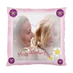 Mother Gift By Joely   Standard Cushion Case (two Sides)   Kvhypu9qrirj   Www Artscow Com Front