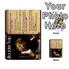 Dod 1 Parte By Jamonton   Multi Purpose Cards (rectangle)   9uowkjkdy0vx   Www Artscow Com Front 1