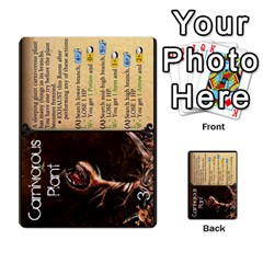 Dod 1 Parte By Jamonton   Multi Purpose Cards (rectangle)   9uowkjkdy0vx   Www Artscow Com Front 6