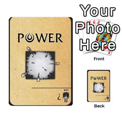 Dod 1 Parte By Jamonton   Multi Purpose Cards (rectangle)   9uowkjkdy0vx   Www Artscow Com Back 51
