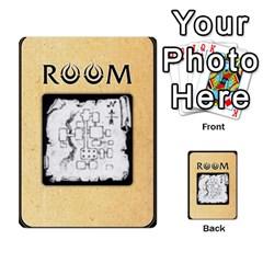 Dod 1 Parte By Jamonton   Multi Purpose Cards (rectangle)   9uowkjkdy0vx   Www Artscow Com Back 8