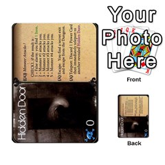 Dod 1 Parte By Jamonton   Multi Purpose Cards (rectangle)   9uowkjkdy0vx   Www Artscow Com Front 10