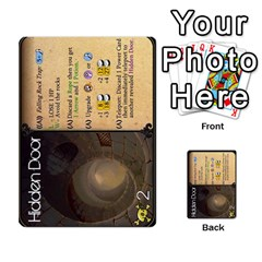 Dod 1 Parte By Jamonton   Multi Purpose Cards (rectangle)   9uowkjkdy0vx   Www Artscow Com Front 13