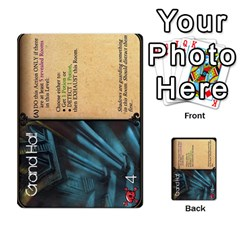 Dod 1 Parte By Jamonton   Multi Purpose Cards (rectangle)   9uowkjkdy0vx   Www Artscow Com Front 15