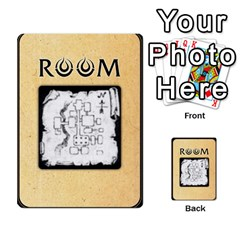 Dod 1 Parte By Jamonton   Multi Purpose Cards (rectangle)   9uowkjkdy0vx   Www Artscow Com Back 3