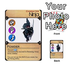 Dod 1 Parte By Jamonton   Multi Purpose Cards (rectangle)   9uowkjkdy0vx   Www Artscow Com Front 29