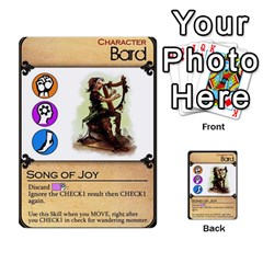 Dod 1 Parte By Jamonton   Multi Purpose Cards (rectangle)   9uowkjkdy0vx   Www Artscow Com Front 32