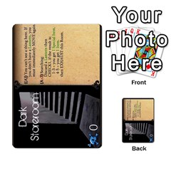 Dod 1 Parte By Jamonton   Multi Purpose Cards (rectangle)   9uowkjkdy0vx   Www Artscow Com Front 5