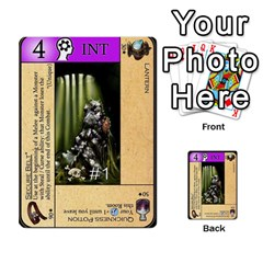 Dod 1 Parte By Jamonton   Multi Purpose Cards (rectangle)   9uowkjkdy0vx   Www Artscow Com Front 50